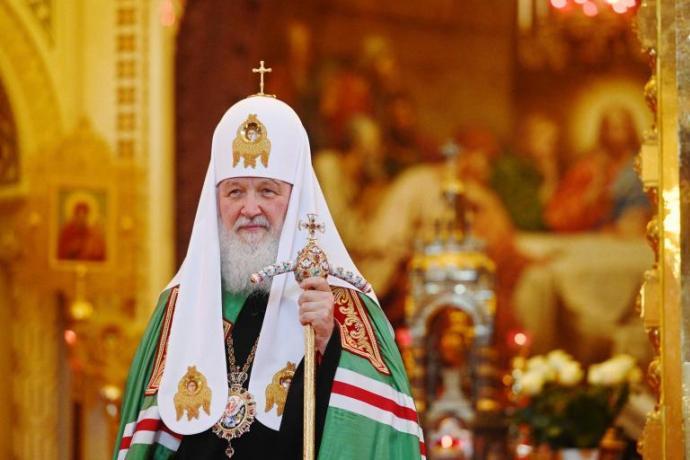 Архиепископ Владикавказский и Аланский Леонид поздравил Святейшего Патриарха Кирилла с днем рождения