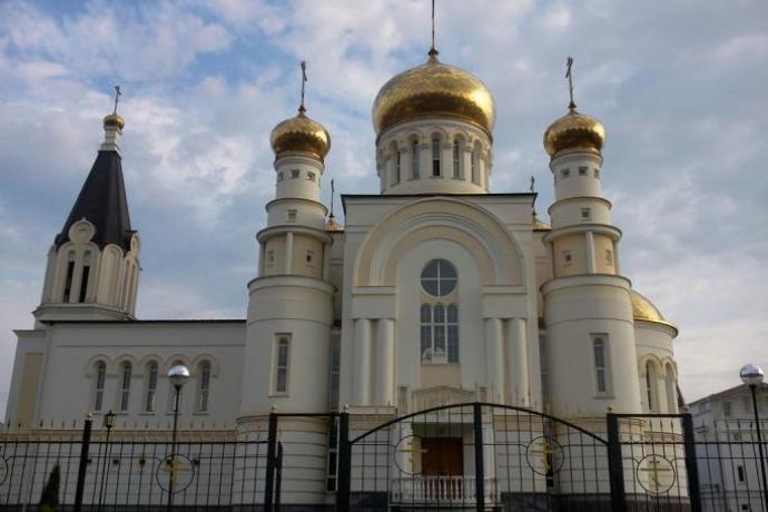 К вопросу росписи кафедрального собора святого великомученика и Победоносца Георгия