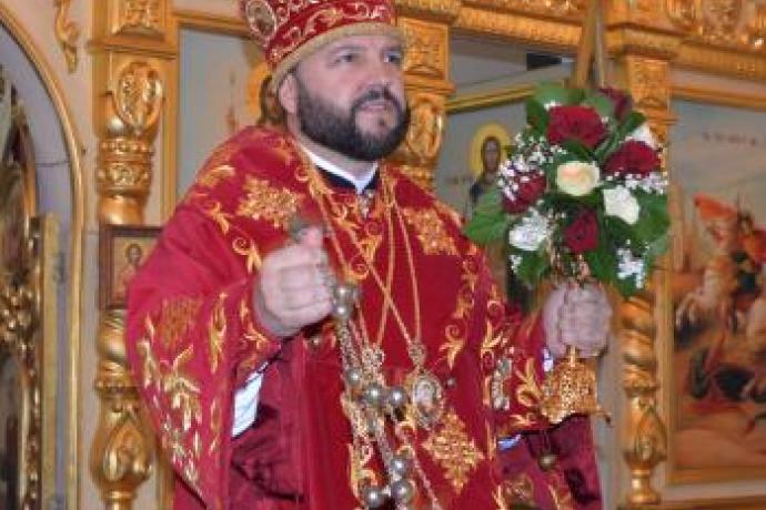 Пасхальное послание архиепископа Леонида духовенству, монашествующим и мирянам