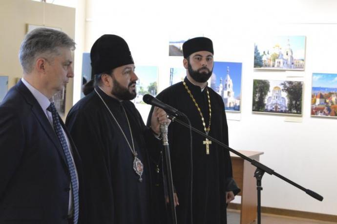 В Национальном музее открылась выставка, посвященная святому благоверному князю Александру Невскому