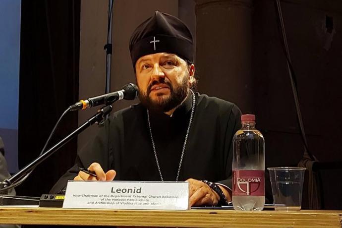 Заместитель председателя ОВЦС на Межрелигиозном форуме G20 призвал защитить христиан Африки от геноцида