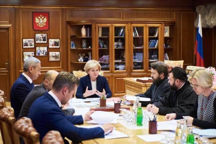 В Правительстве РФ состоялось совещание по празднованию 1100-летия крещения Алании
