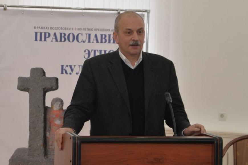 Во Владикавказе открылись III Свято-Георгиевские епархиальные чтения «Православие. Этнос. Культура»