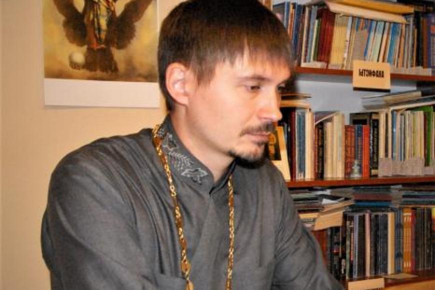 Вопросы священнику. Отвечает иерей Виктор Мельник