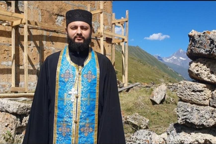 Вопросы священнику. Отвечает иерей Георгий Дзеранов