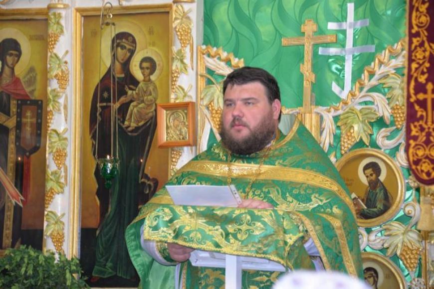 Вопросы священнику. Отвечает иерей Анатолий Голоднов